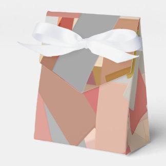 Coral Blocks 5050 favor box
