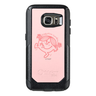 Coral Colored Little Miss Sunshine OtterBox Samsung Galaxy S7 Case