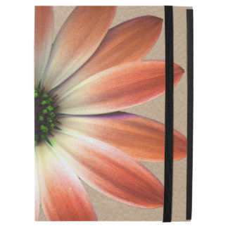"""Coral Daisy on Shell background iPad Pro 12.9"""" Case"""
