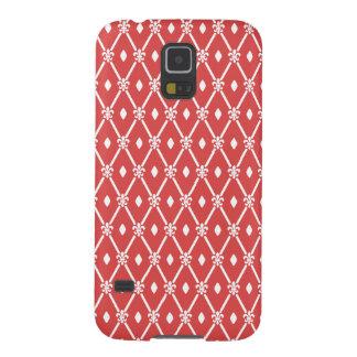 Coral Decorative Lattice Pattern Galaxy S5 Cases