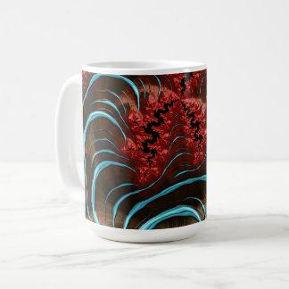 Coral Eruption Mug Design