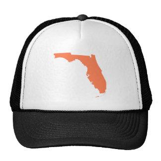 Coral Florida Cap