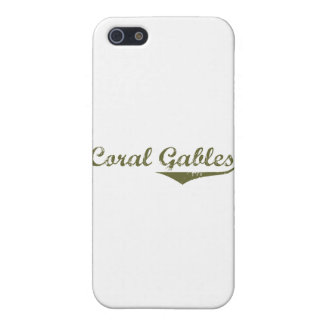 Coral Gables Revolution t shirts iPhone 5 Cases