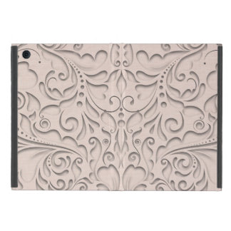 Coral HeartyChic Cases For iPad Mini