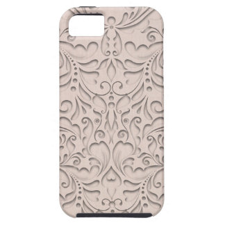 Coral HeartyChic Tough iPhone 5 Case