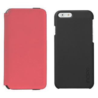 Coral Incipio Watson™ iPhone 6 Wallet Case