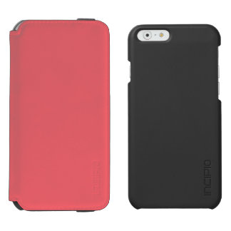 Coral Incipio Watson™ iPhone 6 Wallet Case