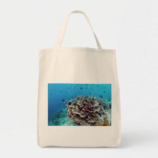 Coral Island Tote Bag