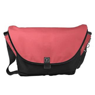Coral Messenger Bag