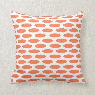 Coral Modern Oval @ Emporiomoffa Cushion