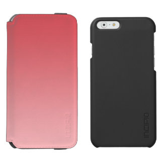 Coral Ombre Incipio Watson™ iPhone 6 Wallet Case