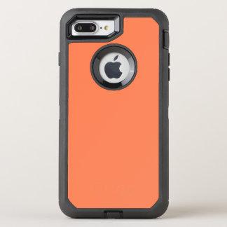 Coral OtterBox Defender iPhone 7 Plus Case