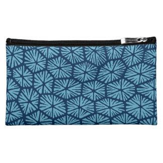 Coral Pattern Bag Makeup Bag
