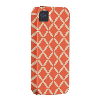 Coral Pattern iPhone 4 Case-Mate