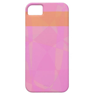 Coral Pink Marble Minimalism iPhone 5 Cases