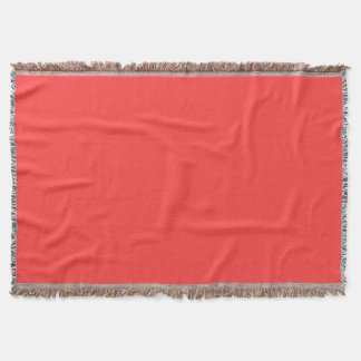 Coral Red Modern Color Matching