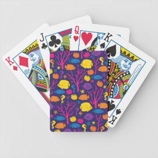 Coral Reef Crew Bicycle Playing Cards