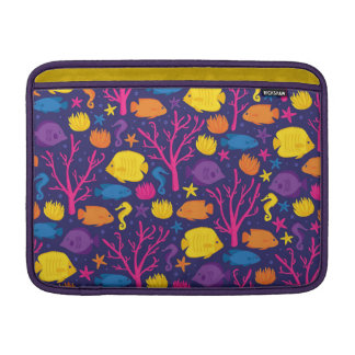 Coral Reef Crew Sleeves For MacBook Air