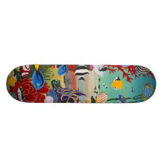 Coral Reef Skate Boards