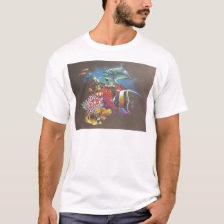 Coral Reef Tropical Fish T-Shirt