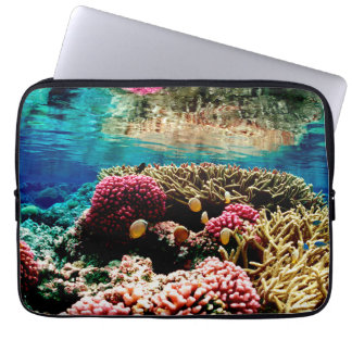 CORAL REEFS 1 LAPTOP SLEEVE