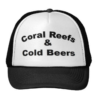Coral Reefs and Cold Beer Hats