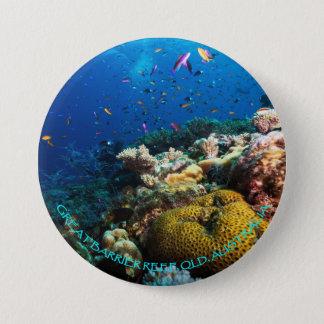 Coral Sea Button