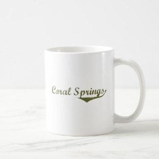 Coral Springs Revolution t shirts Coffee Mugs