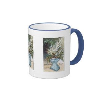 Coraline Corset Ringer Coffee Mug