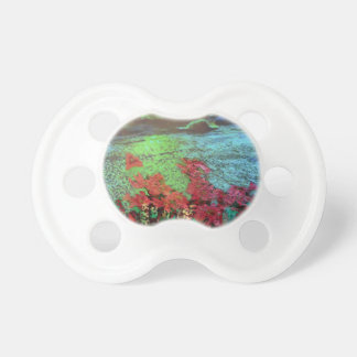 Corals and Flowers. Pacifier