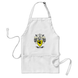Corbett Family Crest Coat of Arms Standard Apron