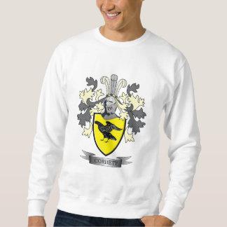 Corbett Family Crest Coat of Arms Sweatshirt