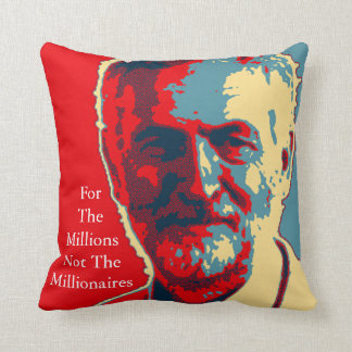 corbyn labour supporters quotations pillow cushion