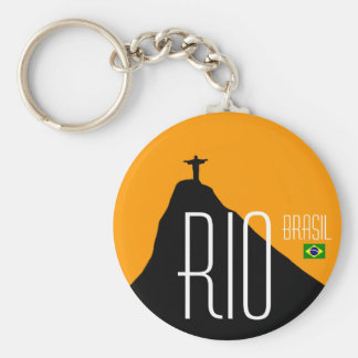 Corcovado - RJ - Brasil Key Ring