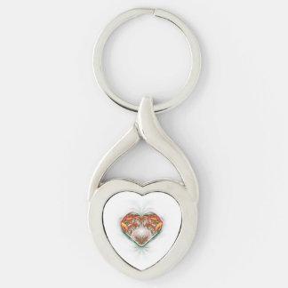 Cordially Key Ring
