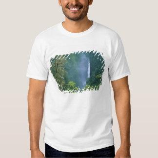 Cordillera Central, Angel Congo) Falls, many Tee Shirts