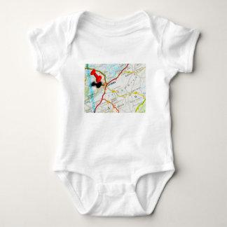 Cordoba, Spain Baby Bodysuit
