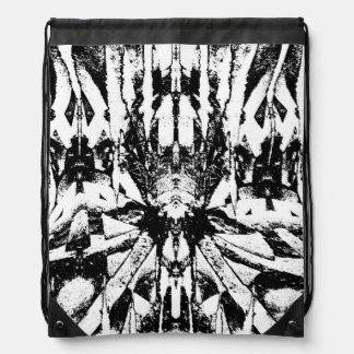 Core of Scorn Drawstring Backpack