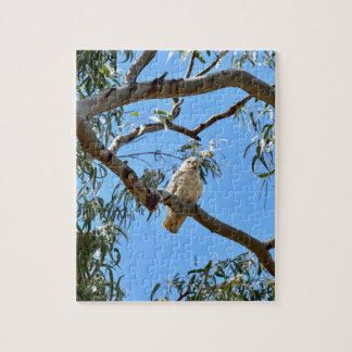 CORELLA BIRD QUEENSLAND AUSTRALIA JIGSAW PUZZLE