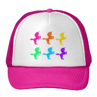 COREY TIGER 1980s RETRO VINTAGE UNICORNS Mesh Hat