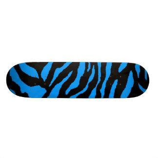 COREY TIGER 1980's TIGER STRIPE BOLD BLACK BLUE Skate Boards