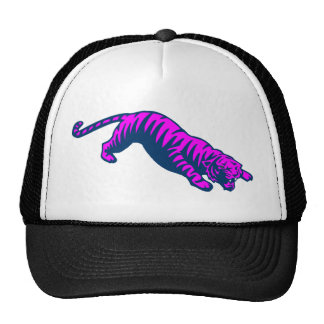 COREY TIGER 80's CROUCHED TIGER Hat