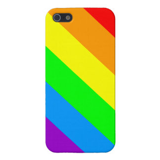 Corey Tiger 80s Retro Rainbow Case For The iPhone 5