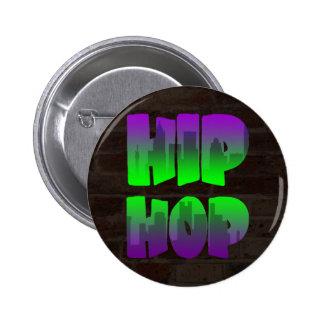 Corey Tiger 80s Vintage Hip Hop 6 Cm Round Badge