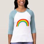Corey Tiger 80s Vintage Rainbow
