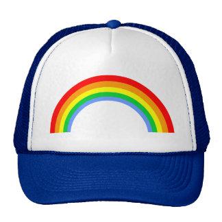 Corey Tiger 80s Vintage Rainbow Cap