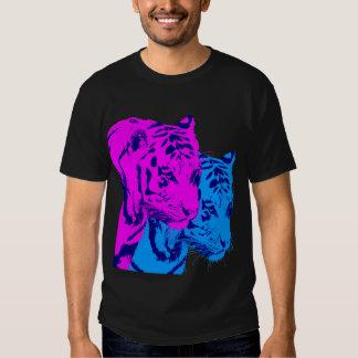 Corey Tiger 80s Vintage Twin Tigers Tshirt