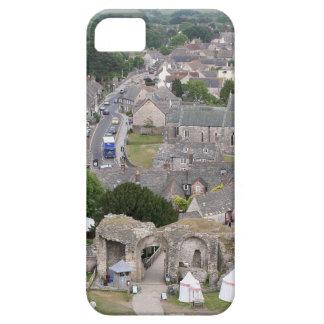 Corfe Castle, Dorset, England Case For The iPhone 5
