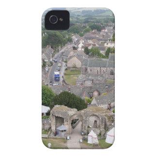 Corfe Castle, Dorset, England Case-Mate iPhone 4 Cases