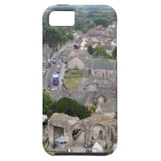 Corfe Castle, Dorset, England iPhone 5 Cases